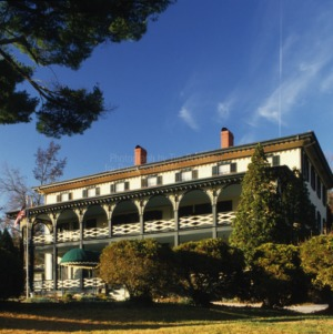 View, Woodfield Inn, Flat Rock, North Carolina