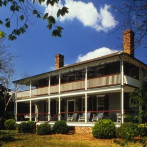 View, The Homestead, Edenton, North Carolina