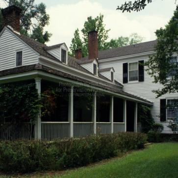 View, Ellerslie, Cumberland County, North Carolina