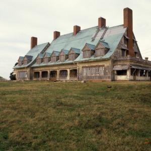 View, Whalehead Club, Currituck County, North Carolina