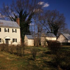Outbuildings, Fairntosh, Durham, North Carolina