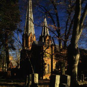 View, Calvary Episcopal Church, Tarboro, North Carolina