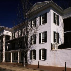 View, Edward Belo House, Winston-Salem, North Carolina