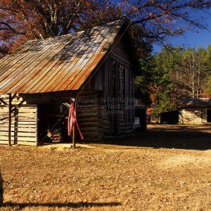 Outbuilding, Puckett Farm, Granville County, North Carolina