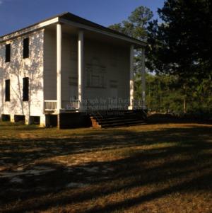 View, Longstreet Presbyterian Church, Fort Bragg, North Carolina