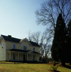 View, William A. Graham, Jr. Farm, Lincoln County, North Carolina