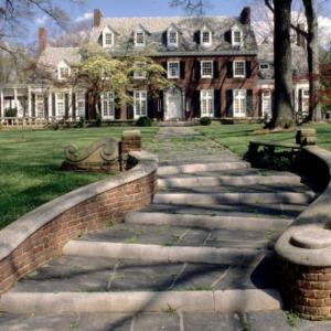 View, J. L. Snyder House, Charlotte, North Carolina