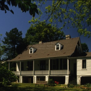 View, Church Street House, Wilmington, North Carolina