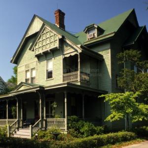 View, McKoy House, Wilmington, North Carolina