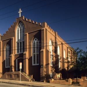 View, St. Thomas Catholic Church Building, Wilmington, North Carolina