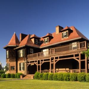 View, Donald MacRae House, Wilmington, North Carolina