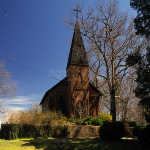 View, St. Matthew's Episcopal Church, Hillsborough, North Carolina