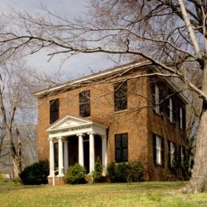 View, Eagle Lodge, Hillsborough, North Carolina