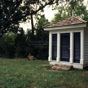 Outbuilding, Burleigh, Person County, North Carolina