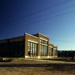 View, Spencer Shops, Spencer, North Carolina