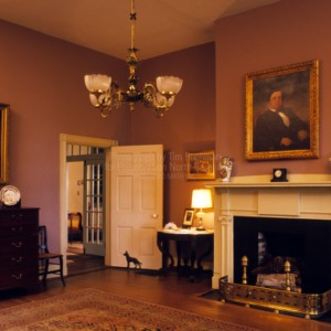 Interior, Mordecai House, Raleigh, North Carolina