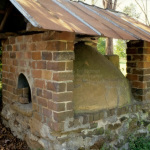 Beehive oven, Seagle Farm, Lincoln County, North Carolina