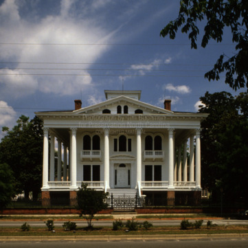 Front View, Bellamy Mansion, Wilmington, North Carolina