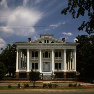 Front View, Bellamy Mansion, Wilmington, North Carolina