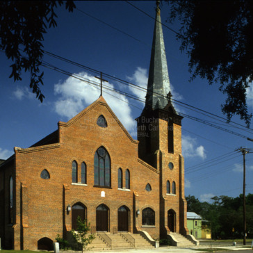 View, St. Stephen African Methodist Episcopal Church, Wilmington, North Carolina