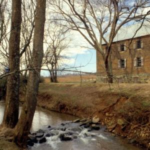 View, Kerr Mill, Rowan County, North Carolina