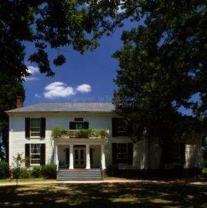 View, Midway Plantation, Wake County, North Carolina