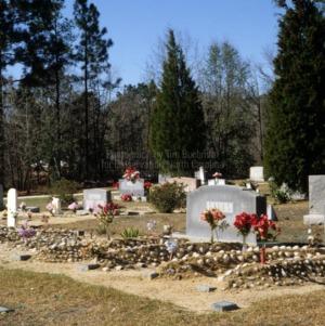 Martin and Sauls family plots, Big Rockfish Presbyterian Church, Cumberland County, North Carolina