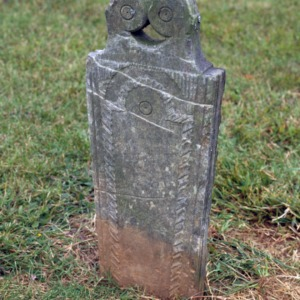 Grave of John Zimmerman, Good Hope Church, Davidson County, North Carolina