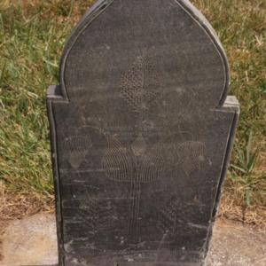 Grave of Caderina Sauer, Pilgrim Church, Davidson County, North Carolina