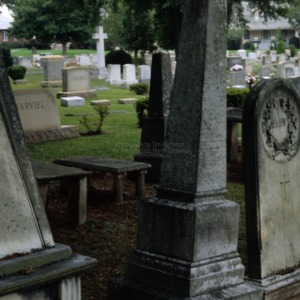 Ferrand and Henderson family plots, Chestnut Hills Cemetery, Salisbury, Rowan County, North Carolina