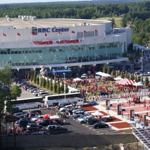 RBC Center, Wolfpack Fan Zone