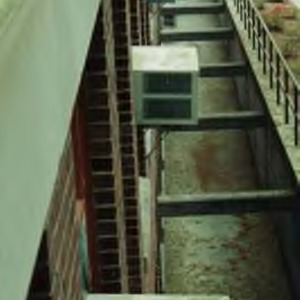 Window air conditioning units in Broughton Hall