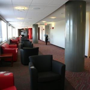 Vaughan Towers, interior