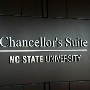 Vaughan Towers, Chancellor's Suite