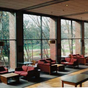 Caldwell Hall, interior