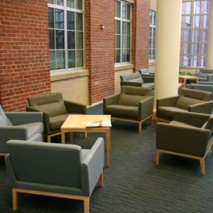 David Clark Labs, interior