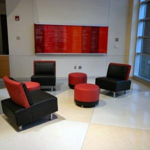 Friday Institute, interior