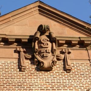 Holladay Hall ornament