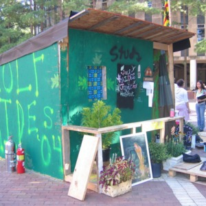 Shack-A-Thon fundraiser for Habitat for Humanity, 2004: Wolf Aides