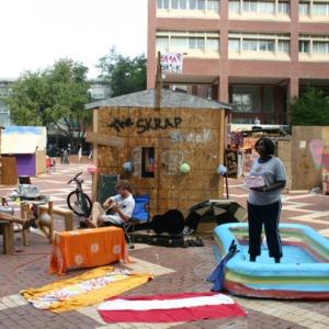 Shack-A-Thon fundraiser for Habitat for Humanity, 2005: SKRAP