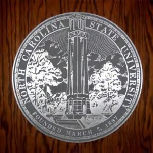 North Carolina State University seal