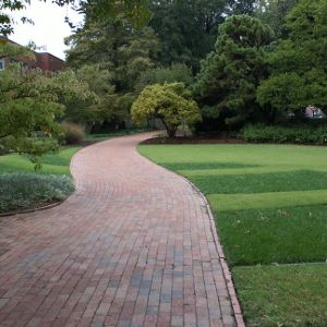 Walkway near Kilgore Hall