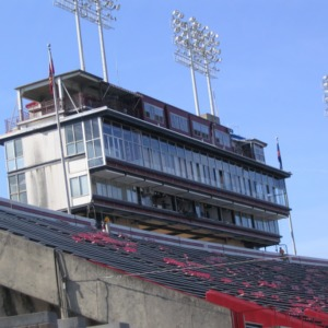 Old Press Box, Carter-Finley Stadium