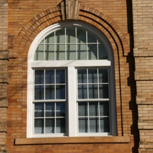 Patterson Hall, window