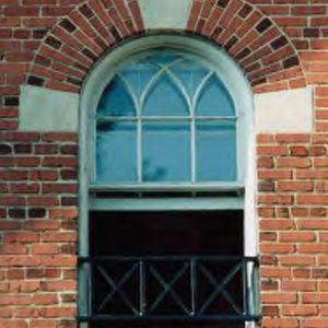 Window railing at Nineteen Eleven Building