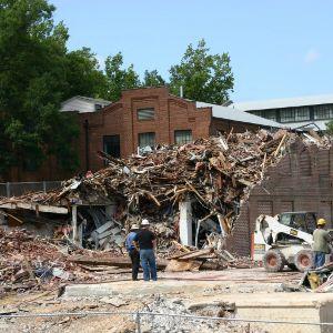Morris Building, demolished