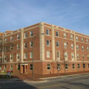 Tucker Residence Hall