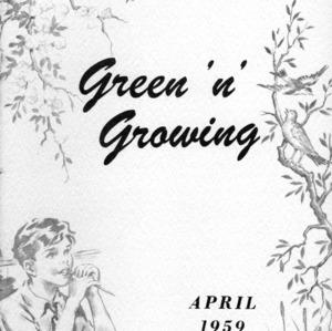 Green 'n' growing 5, no. 4