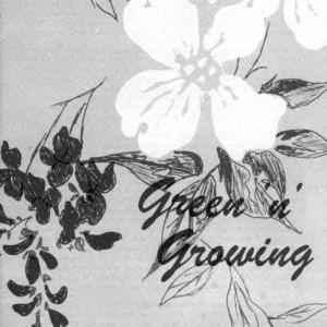 Green 'n' growing 6, no. 4 and no. 5