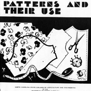 Patterns and their uses (Extension Miscellaneous Pamphlet No. 50)